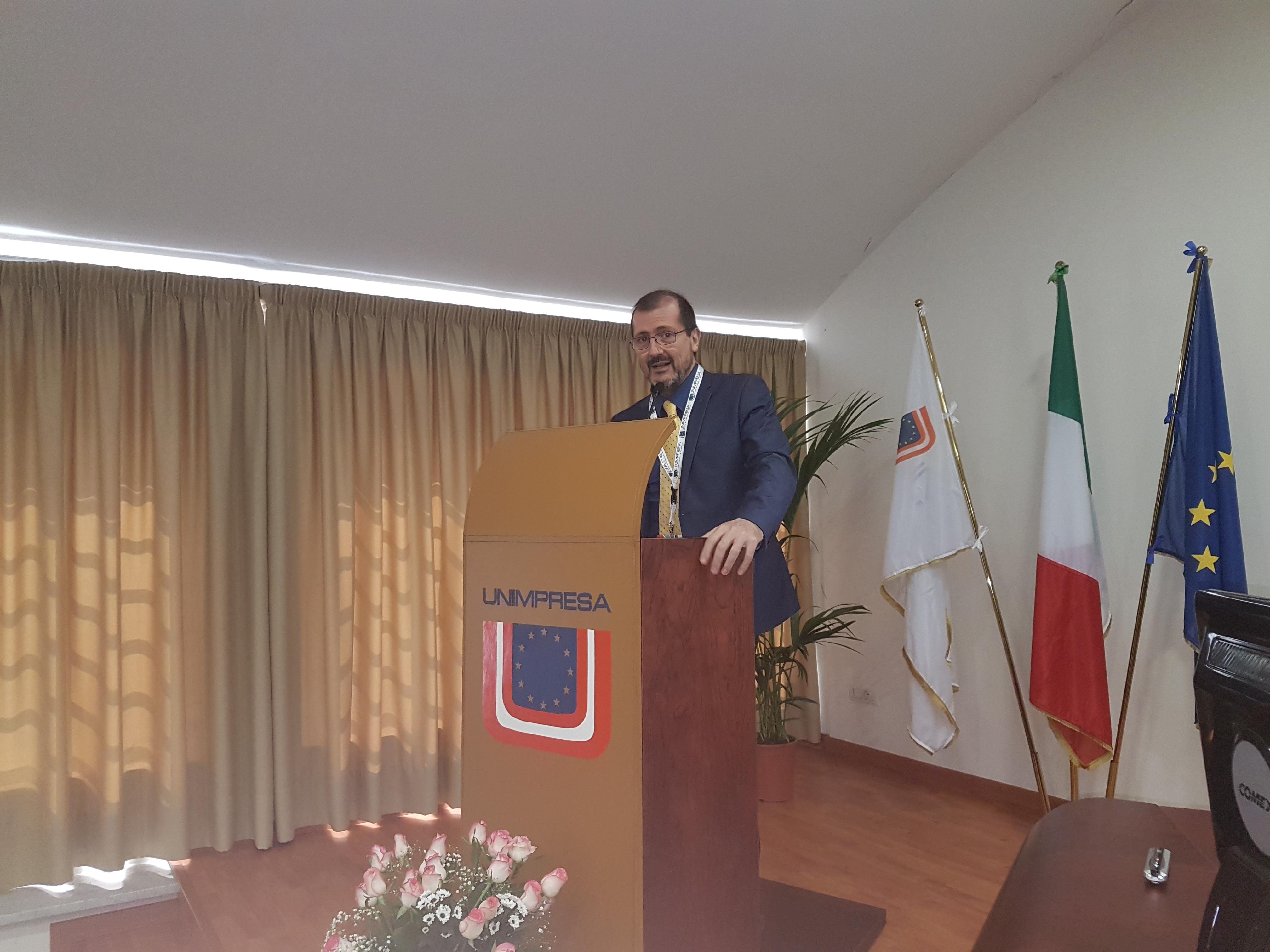 Segretario generale Confintesa