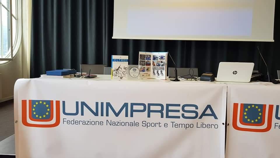 Preparazione conferenza stampa Sport Senza Barriere