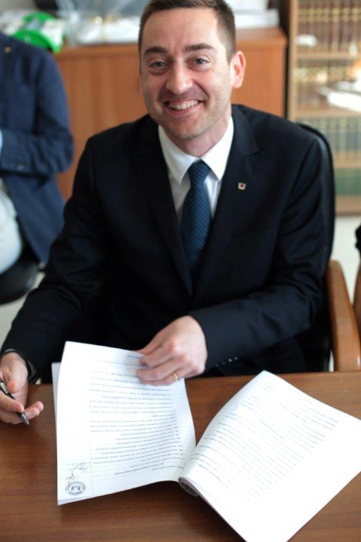 Claudio Corti presidente Federazione Sanità e Welfare di Unimpresa