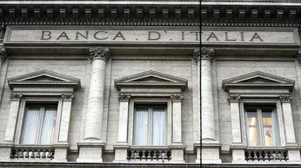 Bankitalia: ad aprile debito pubblico da record