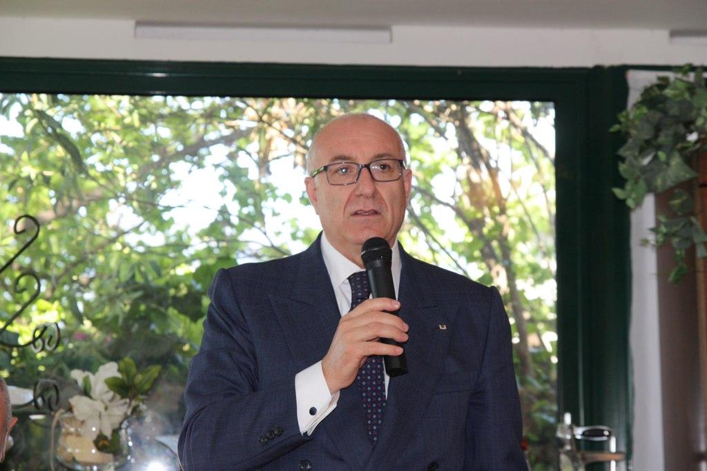 il presidente nazionale di Unimpresa, Paolo Longobardi. Foto Ago Press.