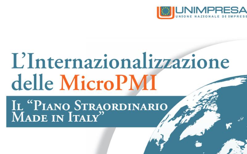 pubblicazione internazionalizzazione