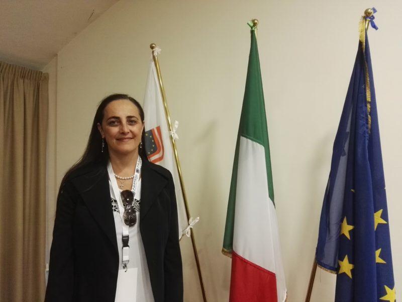 Giovanna Ferrara presidente Unimpresa