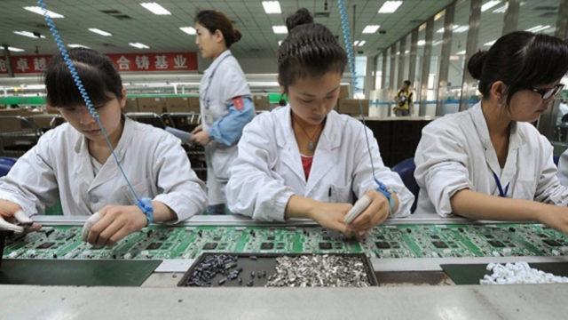 Industria Cina