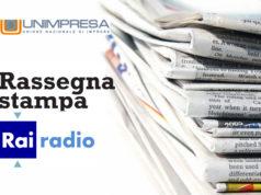 rassegna Unimpresa Radio Rai
