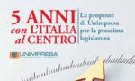 """Documento programmatico: """"5 anni con l'Italia al centro"""". Le proposte di Unimpresa per la prossima Legislatura"""