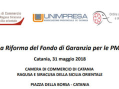 convegno riforma fondo garanzia