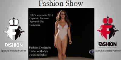 Models Runway Italy Fashion Show