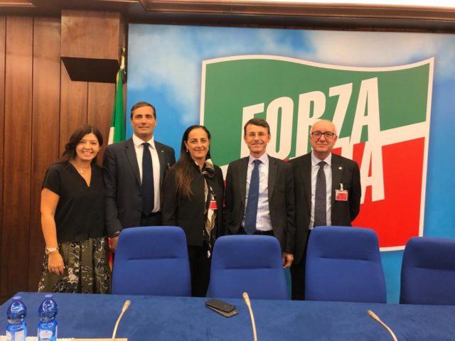 MANOVRA: UNIMPRESA INCONTRA ALLA CAMERA RAPPRESENTANTI DI FORZA ITALIA
