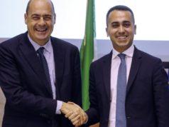Accordo Zingaretti Di Maio per un nuovo governo