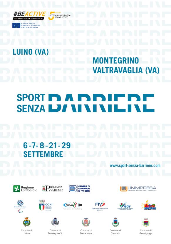 Sport senza barriere Luino
