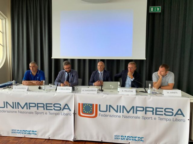 Conferenza stampa Sport Senza Barriere