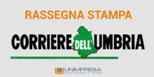 Corriere dell'Umbria  –  Turisti stranieri, persi 27 miliardi nell'anno segnato dalla pandemia