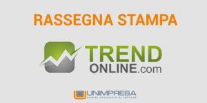 Trend Online  – Covid: Unimpresa, da aprile a settembre fallite 544 imprese al giorno