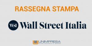 Wall Street Italia .Com – Prezzi fuori controllo fino a +50% con aumento inflazione