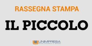 Il Piccolo di Trieste  – 750mila artigiani da 5 mesi senza cassa integrazione