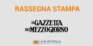 """Gazzetta del Mezzogiorno  – """"Decontribuzione Sud"""" ora la Lega attacca l'Inps"""