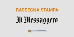 Il Messaggero it – Pandemia, Unimpresa: su conti pubblici pesano 218 miliardi per emergenza